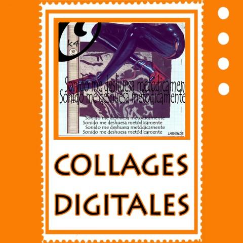 Caratula collages digitales
